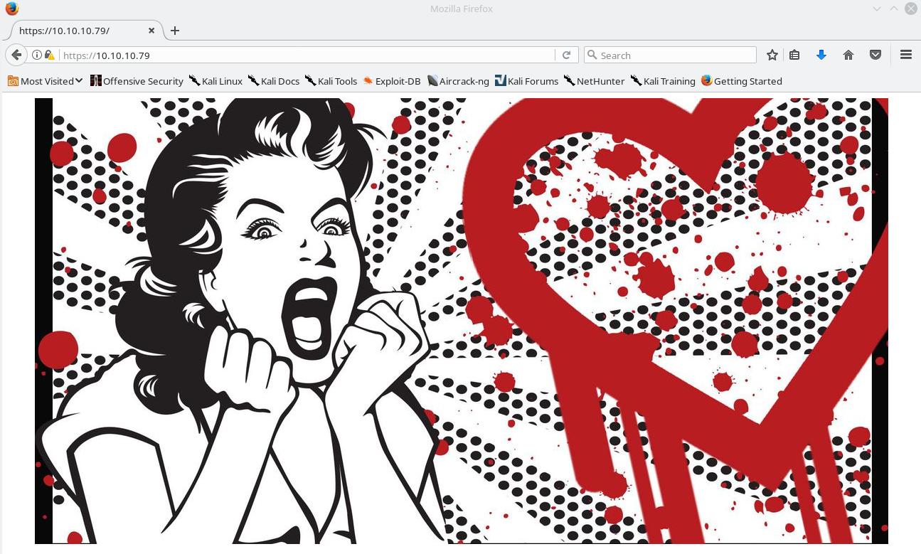 """""""Valentine webserver homepage"""""""